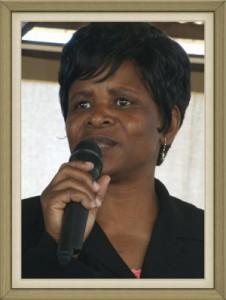 Reverend Stembile Matambo